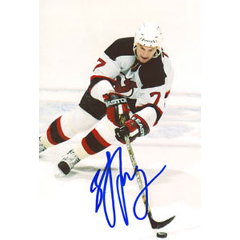 Andrei Zyuzin New Jersey Devils Autographed 4x6 Photo. This item comes with a certificate of authenticity from Autograph-Sports. PSM-Powers Sports Memorabilia