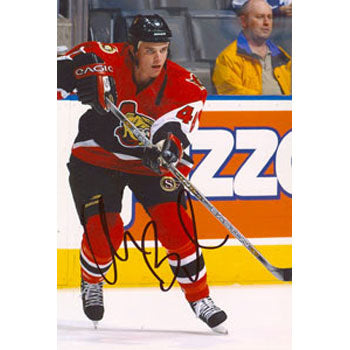 Chris Bala Ottawa Senators Autographed 4x6 Photo. This item comes with a certificate of authenticity from Autograph-Sports. PSM-Powers Sports Memorabilia