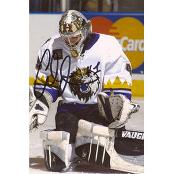 Adam Hauser Manchester Monarchs - AHL Autographed 4x6 Photo. This item comes with a certificate of authenticity from Autograph-Sports. PSM-Powers Sports Memorabilia