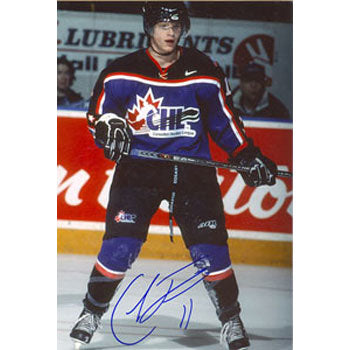 Colin Fraser CHL All-Stars Autographed 4x6 Photo. This item comes with a certificate of authenticity from Autograph-Sports. PSM-Powers Sports Memorabilia