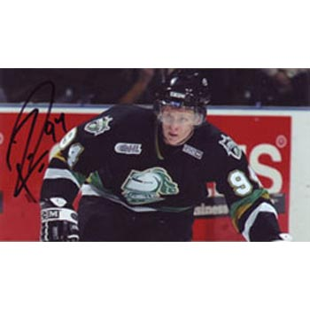 Corey Perry London Knights Autographed 4x6 Photo. This item comes with a certificate of authenticity from Autograph-Sports. PSM-Powers Sports Memorabilia
