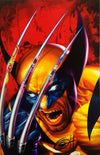 Wolverine 11x17 Lithograph Signed By Greg Horn JSA PSM-Powers Sports Memorabilia