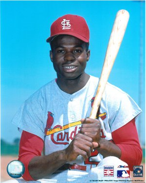 Lou Brock unsigned St. Louis Cardinals 8x10 Photo PSM-Powers Sports Memorabilia