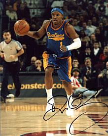 Daniel Gibson Autographed / Signed Cleveland Cavaliers 8x10 Photo PSM-Powers Sports Memorabilia