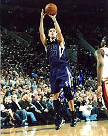 Beno Udrih Autographed / Signed Sacramento Kings 8x10 Photo PSM-Powers Sports Memorabilia