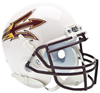 Arizona State Sun Devils Mini XP Authentic Helmet Schutt B White B PSM-Powers Sports Memorabilia