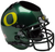 Oregon Ducks Miniature Football Helmet Desk Caddy PSM-Powers Sports Memorabilia