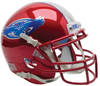Florida Atlantic Owls Mini XP Authentic Helmet Schutt B Chrome B PSM-Powers Sports Memorabilia