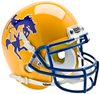McNeese State Cowboys Mini XP Authentic Helmet Schutt PSM-Powers Sports Memorabilia
