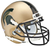 Michigan State Spartans Mini XP Authentic Helmet Schutt B Matte Gold B PSM-Powers Sports Memorabilia