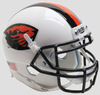 Oregon State Beavers Full XP Replica Football Helmet Schutt B Orange Beaver Stripe B PSM-Powers Sports Memorabilia