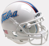 Tulsa Golden Hurricane Full XP Replica Football Helmet Schutt B Chrome Decals B PSM-Powers Sports Memorabilia