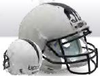 Connecticut Huskies Full XP Replica Football Helmet Schutt B Matte White B PSM-Powers Sports Memorabilia