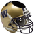 Washington Huskies Miniature Football Helmet Desk Caddy PSM-Powers Sports Memorabilia