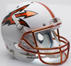 Arizona State Sun Devils Full XP Replica Football Helmet Schutt B Chrome Mask B PSM-Powers Sports Memorabilia