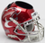 Houston Cougars Mini Football Helmet Desk Caddy B Chrome B PSM-Powers Sports Memorabilia