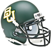 Baylor Bears Mini XP Authentic Helmet Schutt B Matte Green B PSM-Powers Sports Memorabilia