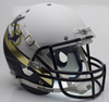 Navy Midshipmen Full XP Replica Football Helmet Schutt B 2012 Special B PSM-Powers Sports Memorabilia