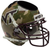 Virginia Tech Hokies Miniature Football Helmet Desk Caddy B Camo B PSM-Powers Sports Memorabilia