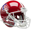 Louisiana Tech Bulldogs Full XP Replica Football Helmet Schutt B Flag B PSM-Powers Sports Memorabilia