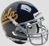 UCLA Bruins Miniature Football Helmet Desk Caddy B Black B PSM-Powers Sports Memorabilia