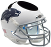 Nevada Wolfpack Miniature Football Helmet Desk Caddy B Dark Decal B PSM-Powers Sports Memorabilia