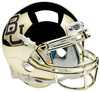 Baylor Bears Mini XP Authentic Helmet Schutt B Chrome B PSM-Powers Sports Memorabilia