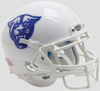 Georgia State Panthers Mini XP Authentic Helmet Schutt B White B PSM-Powers Sports Memorabilia