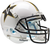 Vanderbilt Commodores Authentic College XP Football Helmet B WhiteB PSM-Powers Sports Memorabilia