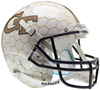 Georgia Tech Yellow Jackets Full XP Replica Football Helmet Schutt B Honeycomb B PSM-Powers Sports Memorabilia