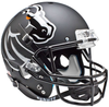 Boise State Broncos Full XP Replica Football Helmet Schutt B Matte Black B PSM-Powers Sports Memorabilia