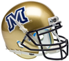 Montana State Bobcats Mini XP Authentic Helmet Schutt PSM-Powers Sports Memorabilia