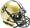 Vanderbilt Commodores Mini XP Authentic Helmet Schutt PSM-Powers Sports Memorabilia