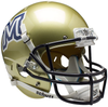 Montana State Bobcats Full XP Replica Football Helmet Schutt PSM-Powers Sports Memorabilia