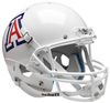 Arizona Wildcats Full XP Replica Football Helmet Schutt B White B PSM-Powers Sports Memorabilia