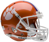 Clemson Tigers Full XP Replica Football Helmet Schutt PSM-Powers Sports Memorabilia