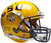 LSU Tigers Full XP Replica Football Helmet Schutt PSM-Powers Sports Memorabilia