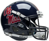 Mississippi (Ole Miss) Rebels Full XP Replica Football Helmet Schutt PSM-Powers Sports Memorabilia