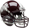 Mississippi State Bulldogs Full XP Replica Football Helmet Schutt B Matte B PSM-Powers Sports Memorabilia