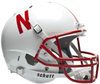 Nebraska Cornhuskers Full XP Replica Football Helmet Schutt PSM-Powers Sports Memorabilia