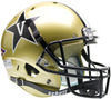 Vanderbilt Commodores Full XP Replica Football Helmet Schutt PSM-Powers Sports Memorabilia