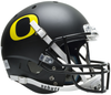 Oregon Ducks Full XP Replica Football Helmet Schutt B Matte Black B PSM-Powers Sports Memorabilia