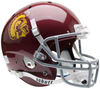 USC Trojans Full XP Replica Football Helmet Schutt PSM-Powers Sports Memorabilia