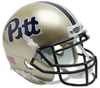 Pittsburgh Panthers Full XP Replica Football Helmet Schutt B Script B PSM-Powers Sports Memorabilia