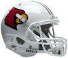 Louisville Cardinals Full XP Replica Football Helmet Schutt PSM-Powers Sports Memorabilia