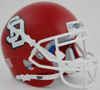 South Dakota Coyotes Full XP Replica Football Helmet Schutt PSM-Powers Sports Memorabilia
