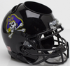 East Carolina Pirates Miniature Football Helmet Desk Caddy B Black B PSM-Powers Sports Memorabilia