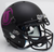 Utah Utes Authentic College XP Football Helmet Schutt B PinkB PSM-Powers Sports Memorabilia