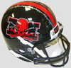 The Longest Yard Mean Machine Mini Authentic Helmet Schutt TV PSM-Powers Sports Memorabilia