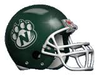 Northwest Missouri State Bearcats Full XP Replica Football Helmet Schutt B Green B PSM-Powers Sports Memorabilia